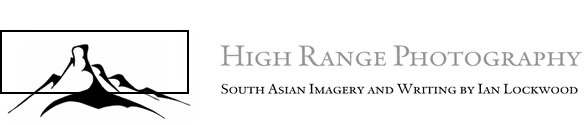 High Range Photography: South Asian Imagery and Writing by Ian Lockwood